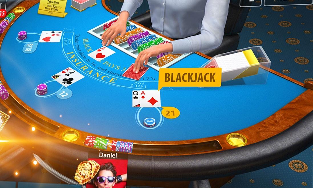 blackjack kort värde Linköping